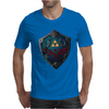 Battle Tested Shield Mens T-Shirt