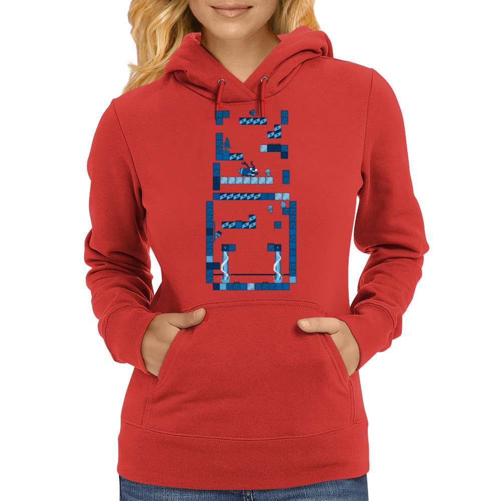 Battleblock Level Womens Hoodie