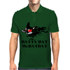 Batty Bat Mens Polo