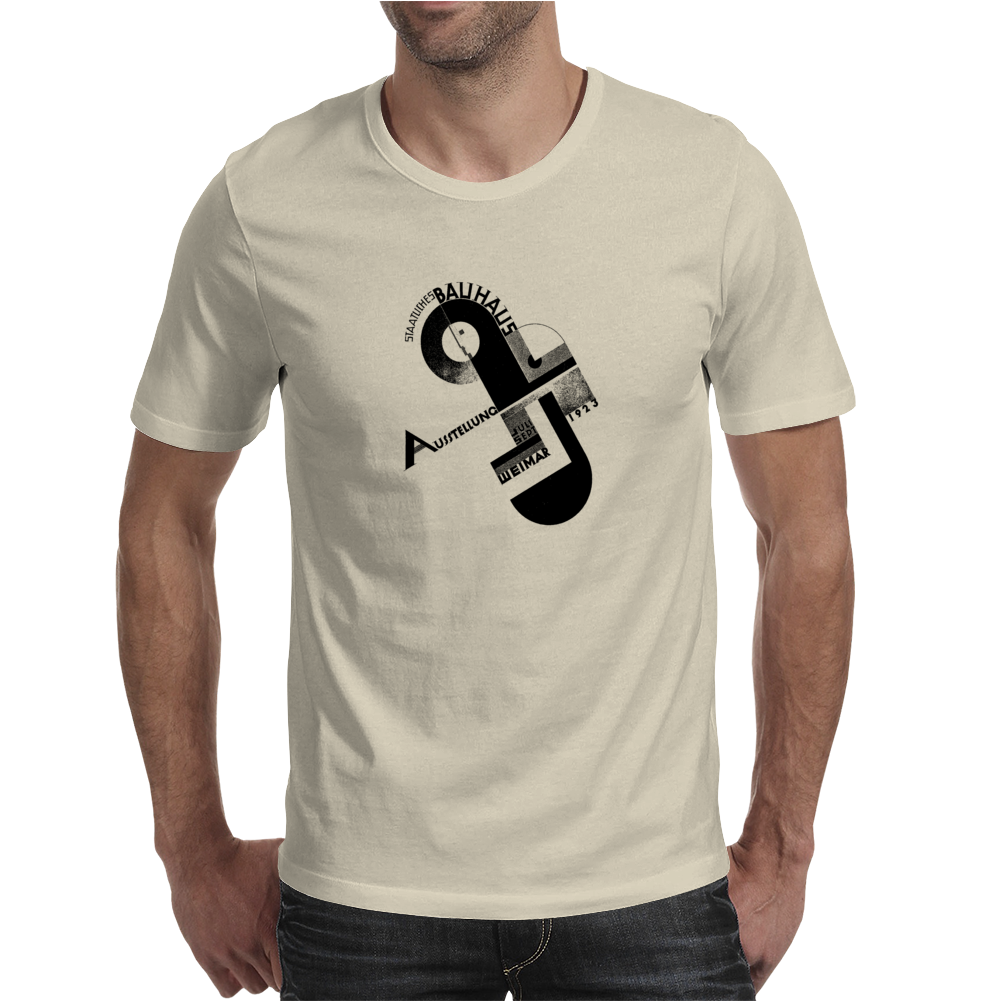 Bauhaus Mens T-Shirt