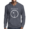 Bauhaus Post Punk Rock Mens Hoodie