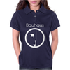 Bauhaus Post Punk Rock Womens Polo