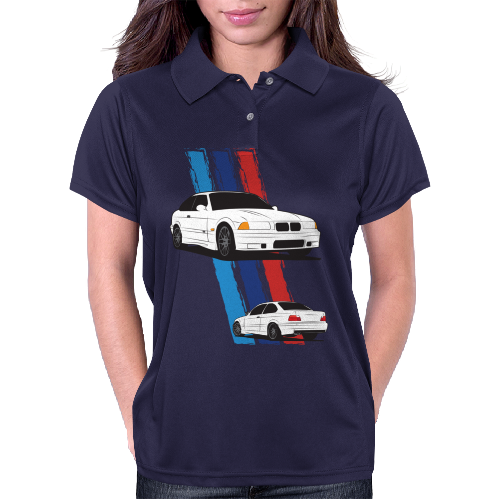 Bavarian E36 M3 Womens Polo