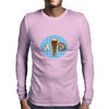 Bavarian snack Mens Long Sleeve T-Shirt