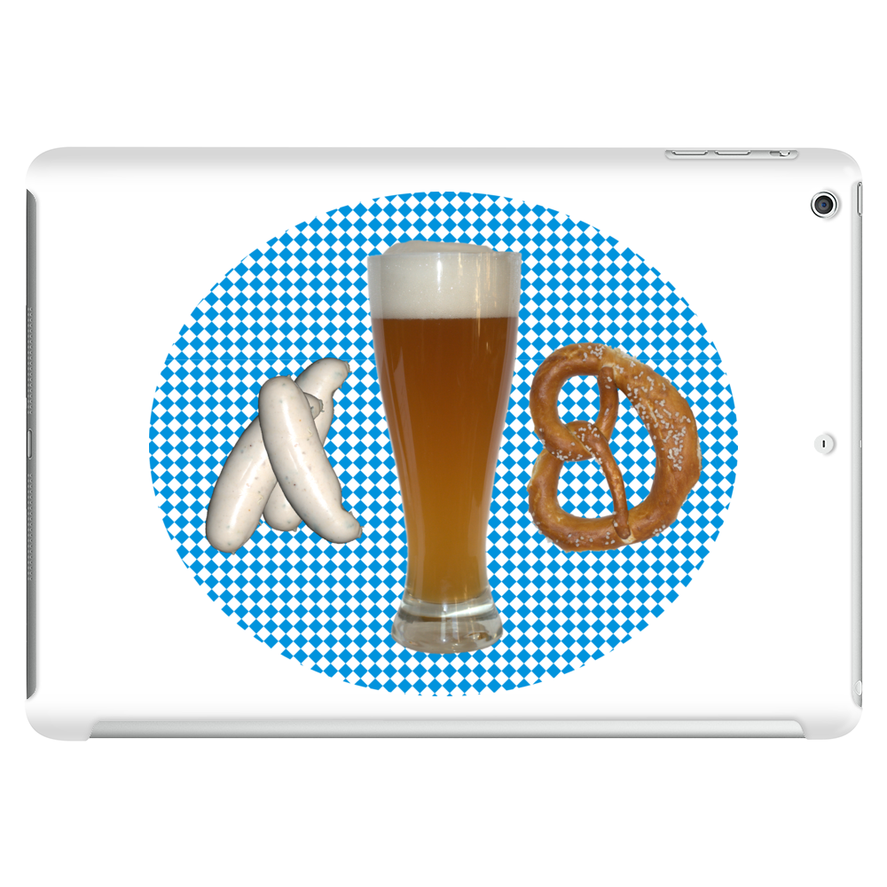 Bavarian snack Tablet (horizontal)