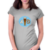 Bavarian snack Womens Fitted T-Shirt
