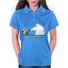 Baymax Minion Womens Polo