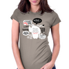 Baymax Womens Fitted T-Shirt