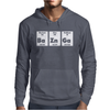 Bazinga Periodic Table Mens Hoodie