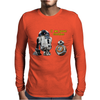 BB-8, I am your father. Mens Long Sleeve T-Shirt