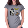 BB-8, I am your father. Womens Fitted T-Shirt