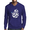 BB-8 Thumbs Up Mens Hoodie