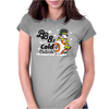 BB-8's cold outside Womens Fitted T-Shirt