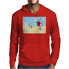 BB8 and Bobby deBot Mens Hoodie