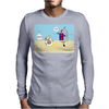 BB8 and Bobby deBot Mens Long Sleeve T-Shirt