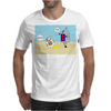 BB8 and Bobby deBot Mens T-Shirt