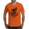 Bboy Drawing turntable Mens T-Shirt