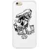 Bboy Drawing turntable Phone Case