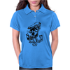 Bboy Drawing turntable Womens Polo