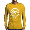 BC Mountains British Col Mens Long Sleeve T-Shirt