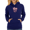 bdsm and triskell Womens Hoodie