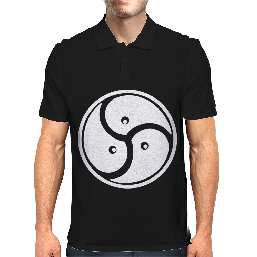 Bdsm Logo Mens Polo