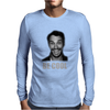 Be Cool Funny James Franco Mens Long Sleeve T-Shirt