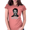 Be Cool Funny James Franco Womens Fitted T-Shirt