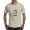Be different - fence Mens T-Shirt