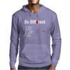 Be Different Mens Hoodie