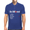 Be Different Mens Polo