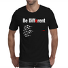 Be Different Mens T-Shirt