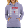 Be Different Womens Hoodie