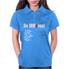 Be Different Womens Polo