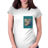 BE INDIO 2 Womens Fitted T-Shirt