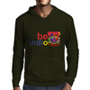 Be Indio David Lee Roth 2 Mens Hoodie