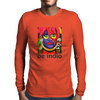 BE INDIO David Lee Roth Mens Long Sleeve T-Shirt