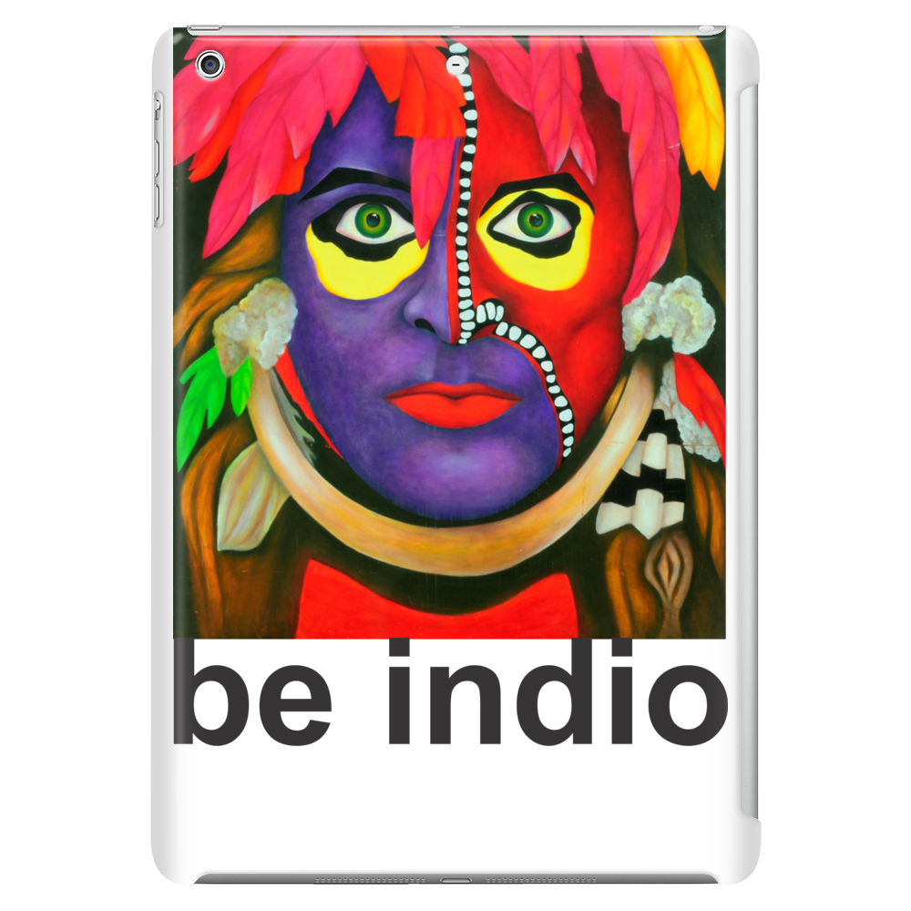 BE INDIO David Lee Roth Tablet (vertical)