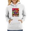 BE INDIO David Lee Roth Womens Hoodie