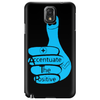 Be positive Phone Case