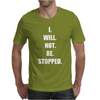 Be stopped Mens T-Shirt