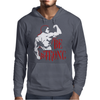 Be Strong Mens Hoodie
