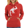 Be Strong Womens Hoodie