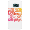 Be that Person Phone Case