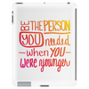 Be that Person Tablet