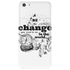Be the change Phone Case