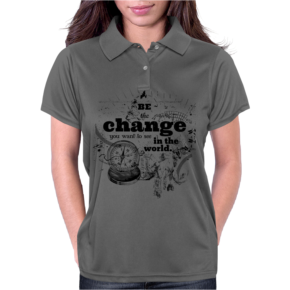 Be the change Womens Polo