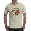 BE VEGETARIAN Mens T-Shirt