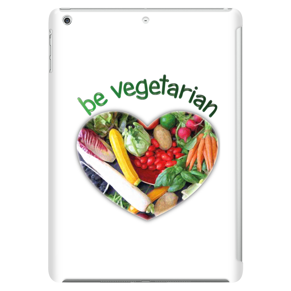 BE VEGETARIAN Tablet (vertical)