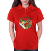 BE VEGETARIAN Womens Polo
